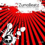 VARIOUS - ZumoBeatz: Mizumo Summer Sampler 2011 (Front Cover)