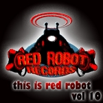 VARIOUS - This Is Red Robot Vol 10 (Front Cover)