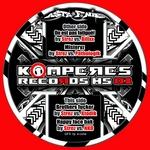 STREZ feat NEUROKONTROL/BILLX/KTODIK/PATHOLOGIK - Komperes Records HS Vol 1 (Front Cover)