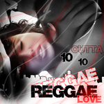 SPOONFACE - Reggae Love: Ten Outta Ten (Front Cover)