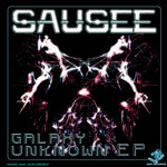 SAUSEE - Galaxy Unknown EP (Front Cover)