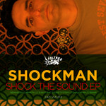 SHOCKMAN - Shock The Sound EP (Front Cover)