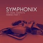 SYMPHONIX/VENES - The Usual Suspects (remixes Part 1) (Front Cover)