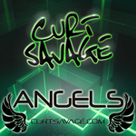 SAVAGE, Curt - Angels (Front Cover)