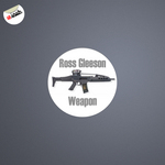 GLEESON, Ross - Weapon (Front Cover)