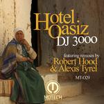 DJ 3000 - Hotel Oasiz (Front Cover)
