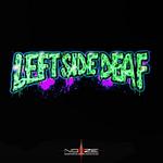 LEFT SIDE DEAF - Robot Vs Robot (Front Cover)