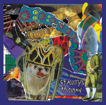 KLAXONS - Gravity's Rainbow (Front Cover)