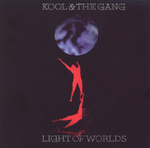 KOOL & THE GANG - Light Of Worlds (Front Cover)
