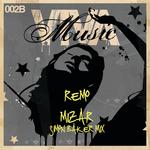 REMO - Mizar (Simon Baker Remix) (Front Cover)