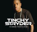 TINCHY STRYDER - Number 1 (Number 1 EP) (Front Cover)
