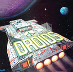 DROIDS - Star Peace (Front Cover)
