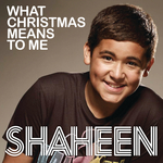 SHAHEEN - What Christmas Means To Me (Front Cover)