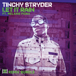 TINCHY STRYDER feat MELANIE FIONA - Let It Rain (Front Cover)