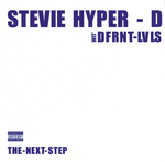 STEVIE HYPER-D - The Next Step (Front Cover)