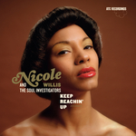 WILLIS, Nicole - Keep Reachin' Up (Front Cover)