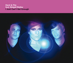 HERD & FITZ feat ABIGAIL BAILEY - I Just Can't Get Enough (Front Cover)