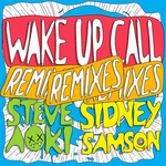 STEVE AOKI - Wake Up Call (Front Cover)