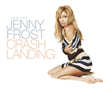 ROUTE 1 feat JENNY FROST - Crash Landing (Front Cover)
