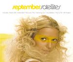 SEPTEMBER - Satellites (Front Cover)