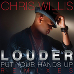 CHRIS WILLIS - Louder (Front Cover)