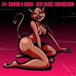 SHIMON & NIXON - Sext Beast (Front Cover)