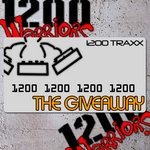 1200 WARRIORS, The - The Giveaway (Front Cover)