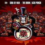 SOUL OF MAN - The Drum (Front Cover)