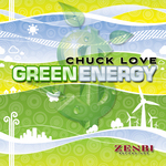 CHUCK LOVE - Green Energy (Front Cover)