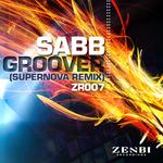 SABB - Groover (Supernova Remix) (Front Cover)
