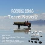 RISSO, Rodrigo - Terra Nova EP (Front Cover)