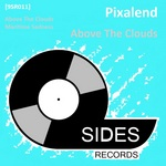 PIXALEND - Above The Clouds (Front Cover)