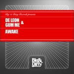 De Leon & Gum Me - Awake (Front Cover)