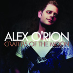 O RIO, Alex - Craters Of The Moon (Front Cover)