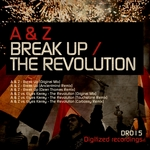 A & Z vs ELYES KARRAY - Break Up (Front Cover)
