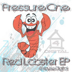 PRESSURE ONE - Red Lobster EP (Front Cover)