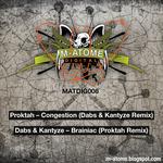 PROKTAH/DABS/KANTYZE - M-Atome Digital 008 (Front Cover)