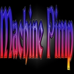 MACHINE PIMP - Remix Collection Vol 1 (Front Cover)