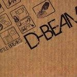 D BEAM - Battle Breaks Volume One (Front Cover)