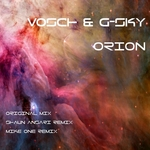 VOSCH & G SKY - Orion (Front Cover)