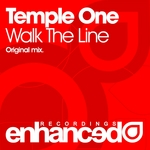 TEMPLE ONE - Walk The Line (Front Cover)