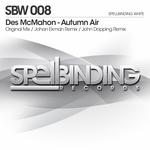 DES MCMAHON - Autumn Air (Front Cover)