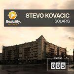 KOVACIC, Stevo - Solaris (Front Cover)