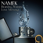 NAMEK - Burning Waters (Front Cover)