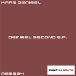 DEMIREL, Kaan - Demirel Second EP (Front Cover)