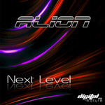 ALION - Next Level EP (Front Cover)