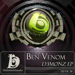 VENOM, Ben - D3monz EP (Front Cover)