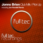BRIEN, Jonno - Club Milk (Front Cover)