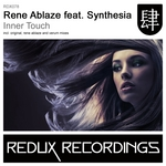 RENE ABLAZE feat SYNTHESIA - Inner Touch (Front Cover)