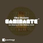 MONTANO, Mike - Caminante EP (Front Cover)